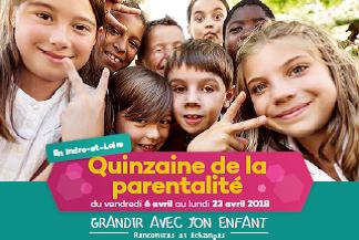 Quinzaine de la parentalité – 6ème édition, c'est parti !