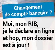 Le saviez-vous ? Le changement de RIB en ligne, c'est simple !
