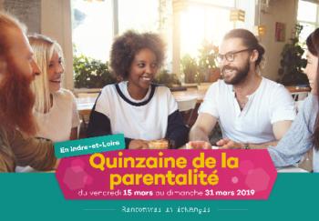Quinzaine de la parentalité – 7ème édition, c'est parti !