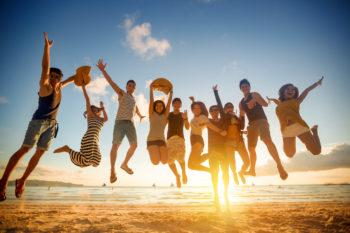 Vacances pour les ados et les jeunes … c'est parti !