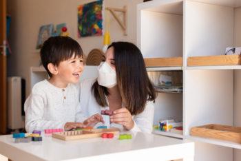 COVID-19 : garde d'enfants pour les personnels prioritaires